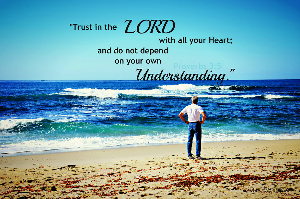 trust God photo